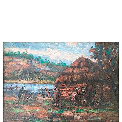 pedro-luna-mapuches-oleo-sobre-tabla-30x-45-cm-firmado